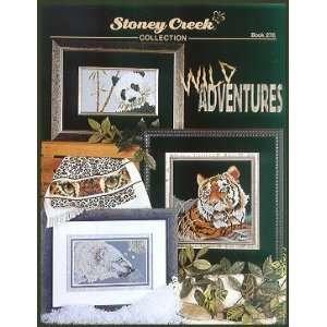 Wild Adventures   Cross Stitch Pattern: Home & Kitchen