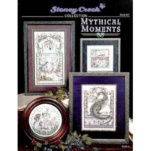 Mythical Moments   Cross Stitch Pattern: Arts, Crafts