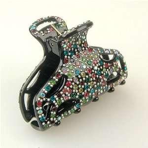 Helion Multi crystal Black   Cubitas Avignon Collection