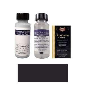 Charcoal Pearl Metallic Paint Bottle Kit for 1994 Nissan Truck (KH2
