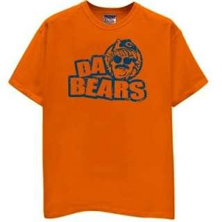 DA BEARS CHICAGO ditka jersey mike vintage T SHIRT