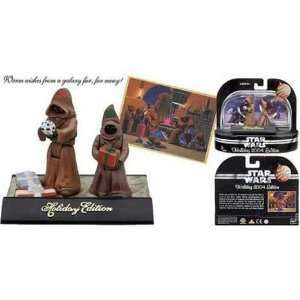 Star Wars Jawas Holiday Figure Set Toys & Games