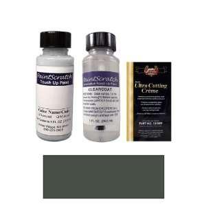 1 Oz. Dark Gray Metallic Paint Bottle Kit for 1989 Honda