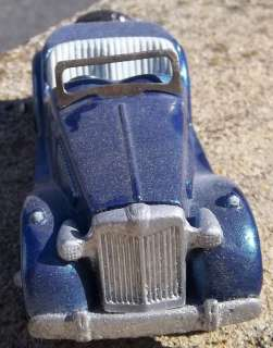 MG MG TD MG Hubley Kidde Blue Metalic Professional restored MgTd