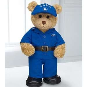 Coast Guard Hero Bear By Build A Bear Workshop Toys