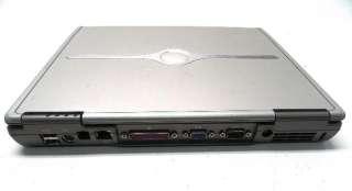 Dell Inspiron 600M Laptop  1.50 GHz  512 MB RAM  60 GB HDD  CD RW
