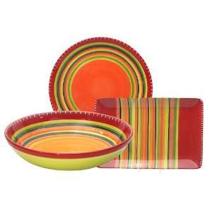 Certified International Hot Tamale Serveware  Kitchen