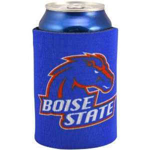 NCAA Boise State Broncos Royal Blue Collapsible Can Coolie