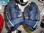 New Itech 3300 youth ice hockey gloves sz. 9 inch Navy