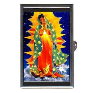 Our Lady of Guadalupe Mexican Coin, Mint or Pill Box: Made