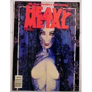 Heavy Metal, March 18, 1990  Books