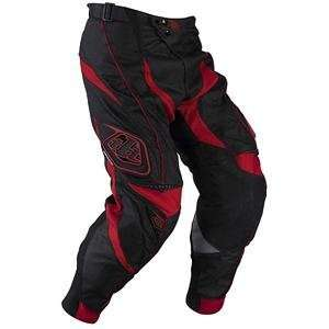 Troy Lee Designs Speed Equipment Race Pants   38/Black/Red Automotive