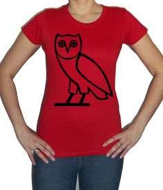 Owl Ovo OVOXO DRAKE LIL WAYNE YMCMB T shirt YOLO MANS WOMANS