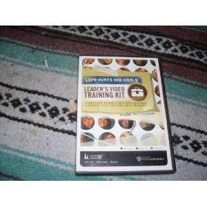 : Leaders Video Training Kit Life Hurts God Heals Dvd Cd Kit: megan