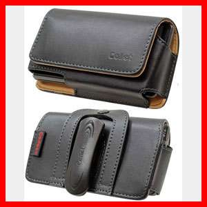 New Genuine Leather Case Holster Clip For Iphone 4 4th With Skin Cover