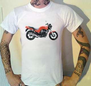 Honda CB Seven Fifty (750) Motorcycle T Shirt Biker (9 Sizes)
