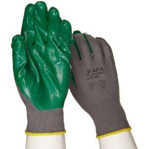 Mapa ULTRANE Style 554 Nitrile Glove, Size 9 (Pack of 10)