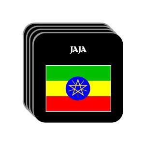 Ethiopia   JAJA Set of 4 Mini Mousepad Coasters