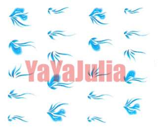 30 Nail Art Temporary Tattoos Stickers Wholesale