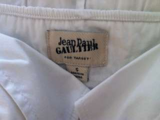 Jean Paul Gaultier for Target Small White Top
