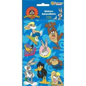 Looney Tunes Bugs Bunny Characters Scrapbook Stickers