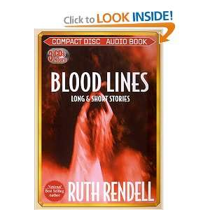 Blood Lines Long & Short Stories (9781578155033) Ruth