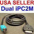 NEW DUAL iPC2M iPOD iPHONE PAD AUX INTERFACE ADAPTER CABLE US SELLER