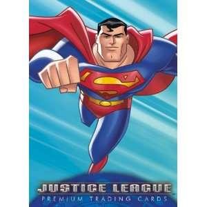 Justice League Premium Trading Cards Set