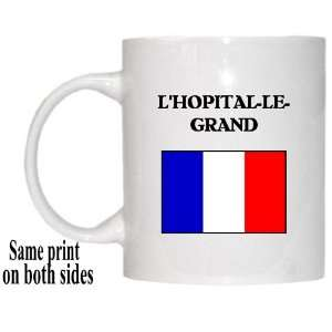 France   LHOPITAL LE GRAND Mug: Everything Else