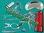 medical dental stainless steel instrument kidney dish tray 20cm
