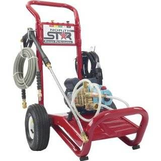 NorthStar Electric Cold Water Pressure Washer   2000 PSI, 1.5 GPM, 120