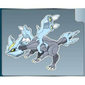 KYUREM from Pokemon vinyl decal sticker 6 Everything
