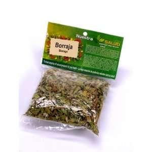 Borraja   Borage Herbal Tea 3 Pack Cold Remedy  Grocery