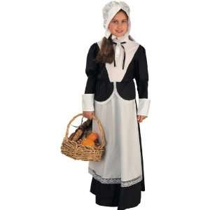 Buyseasons Pilgrim Girl Child Costume   Small Toys & Games