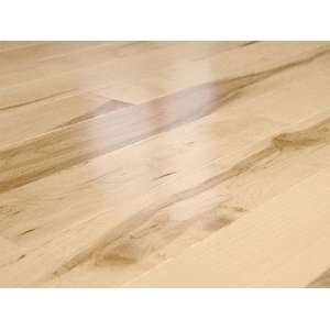 Solid Hardwood Maple Natural (Country Style) Flooring (6 inch Sample