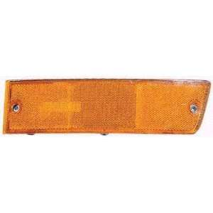 90 92 FORD PROBE FRONT SIDE MARKER LIGHT LH (DRIVER SIDE), GT Models