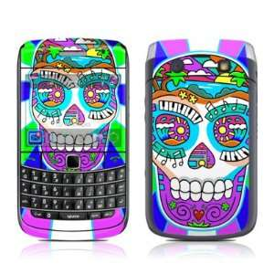 com Skull Of Rock Design Protective Skin Decal Sticker for BlackBerry