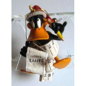 Warner Brothers Looney Tunes Daffy Wish List Christmas