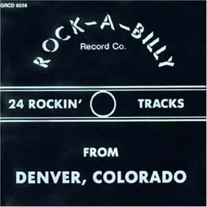 Rockabilly Record Co Sampler Various Artists Music