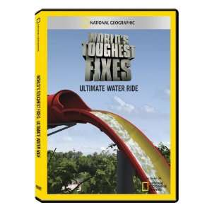 Worlds Toughest Fixes: Ultimate Water Ride DVD R: Office Products