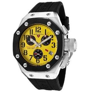Swiss Legend Mens 10541 02 Trimix Diver Collection Chronograph Black