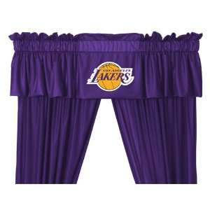 Los Angeles Lakers Logo Jersey Material Valence Sports