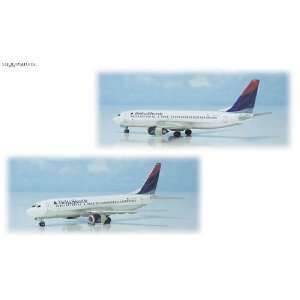 Delta Airlines B737 800 Shuttle 2000 1 400 Dragon Wings