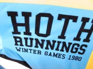 Originals Star Wars Superstar Bobsled Track Top Jacket L Hoth Runnings