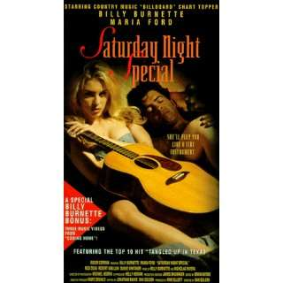Saturday Night Special [VHS] Burnette, Ford Movies & TV