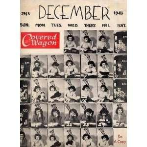 University of Oklahoma December 1943 Humor Magazine: Everything Else