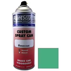 com 12.5 Oz. Spray Can of Montana Green Pearl Metallic Touch Up Paint