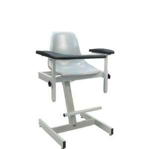 `Fiberglass Seat Blood Drawing Chair Health & Personal