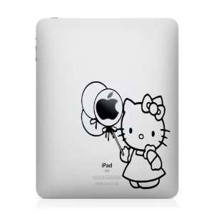 iPad Graphics   Hello Kitty Vinyl Decal Sticker