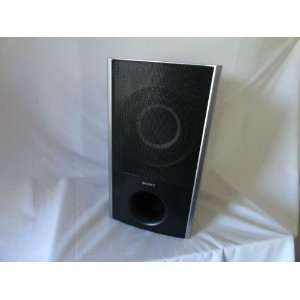 Sony Ss ws82 150w Subwoofer Surround Speaker Electronics